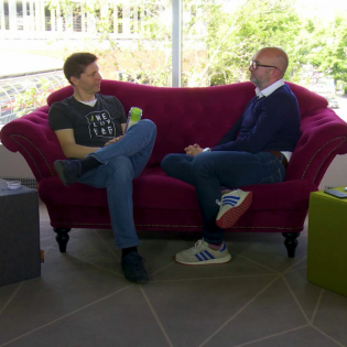 Rock 'n' Roll Teams – Das Digitale Sofa #23 mit Martin Seibert