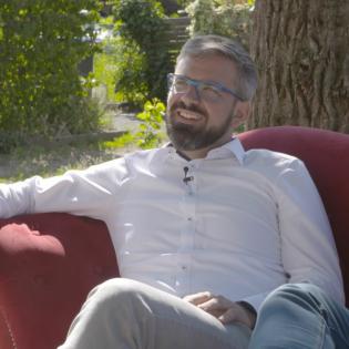 Agiles Arbeiten – Das Digitale Sofa #24 mit Philipp Diebold