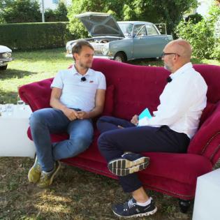 Ein Netzwerk für Oldtimer und Youngtimer Ersatzteile – Das Digitale Sofa #25 mit Artur Oswald