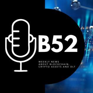 Block52 - #53 with Stefan Schmitt, Project Manager, Frankfurt School Blockchain Center
