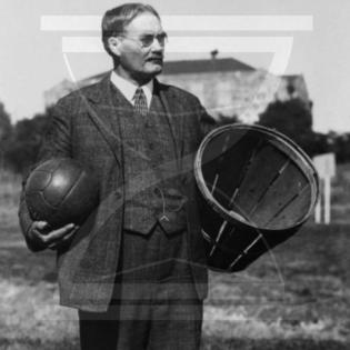 GAG299: Wie Basketball von James Naismith erfunden wurde
