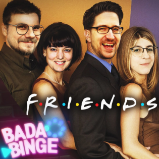 #19   Friends - Das Bada Binge Special zum Sitcom-Klassiker