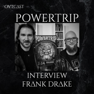 Interview Frank Drake   Heavy Rock Powertrip
