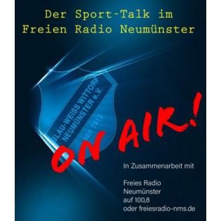 Blau-Weiß on Air! -- Jetzt zum nachhören in unserer Audiothek