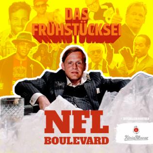 Das Footballerei Frühstücksei :NFL Boulevard Episode 6: