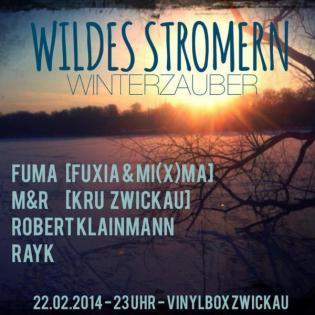 Robert Klainmann - Snipped Preview for Wildes Stromern - Winterzauber Vinylbox Zwickau