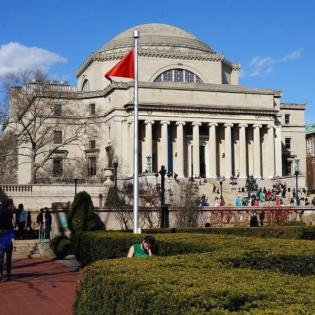 Auslandssemester an einer Elite-Uni: Columbia University