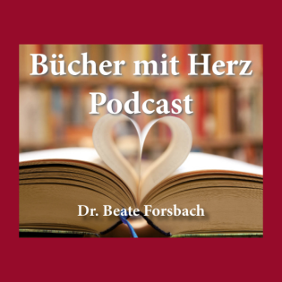 Brigitte Dannenberg und ihr Buch mit Herz: Bachblüten