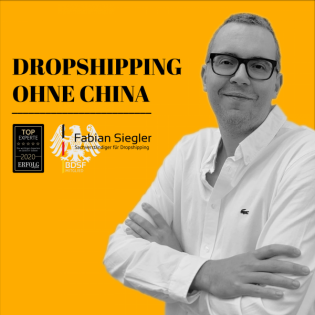 LIVE: Dropshipping-Experte Fabian beantwortet Fragen am 15. September