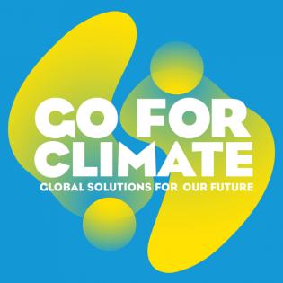 Go For Climate - Der Podcast zu Gast Autorin Tanja Busse und Felix Finkbeiner