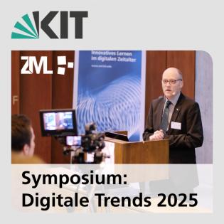 """Einsatz von E-Learning an der Universität Stuttgart: Wünsche, Bedarfe und Zukunftsperspektiven (Symposium """"Digitale Trends 2025 - Entwicklungen in der akademischen Bildung"""" am 15.10.2015)"""