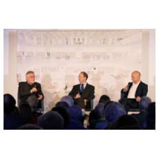Ian Kershaw:  Achterbahn. Europa, 1950 bis 2017