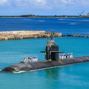 (19) Atom-U-Boot-Deal - US-Richtungsentscheidung gegen Europa?