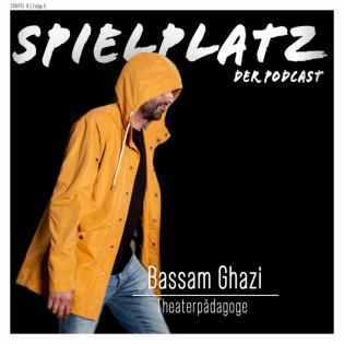 Bassam Ghazi - Theaterpädagoge