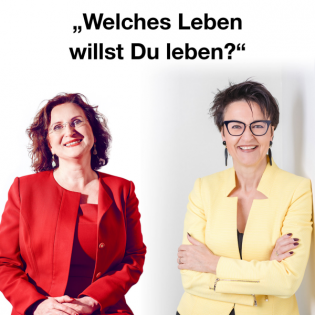"""Folge 96: """"Welches Leben willst Du leben?"""" – Ulrike Aichhorn, MAS, MTD, CSP, Visionärin, Strategin und Managementberaterin"""