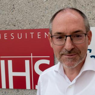 Zu Fuss nach Jerusalem - Gespräch mit dem Schweizer Jesuiten Christian Rutishauser