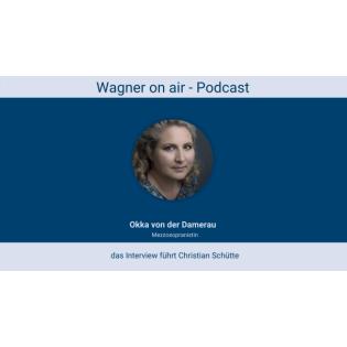 Interview mit Okka von der Damerau, Mezzosopran