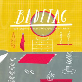 Trailer Badetag