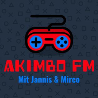 Akimbo FM #59 - Game, Talk, Die And Repeat