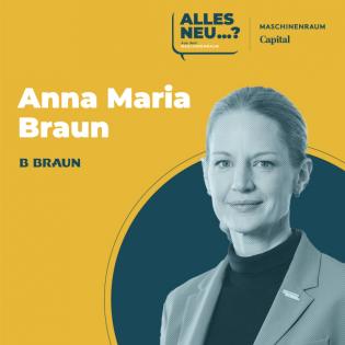 Anna Maria Braun, B.Braun Melsungen - Gleich zum Start ein Hammerjahr