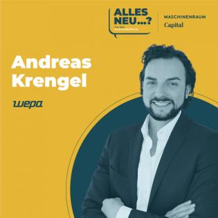 """Andreas Krengel, Wepa: """"Wir wollen uns einen neuen Markt schaffen"""""""