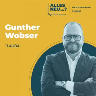 """Gunther Wobser, Lauda: """"Im Silicon Valley habe ich Deutschland bemitleidet"""""""