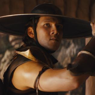 """Max Huang in """"Mortal Kombat"""""""
