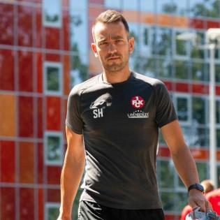 """FCK Torwarttrainer Sven Höh: """"Es gibt schlimmeres als Gerry Ehrmann als Vorgänger zu haben"""""""