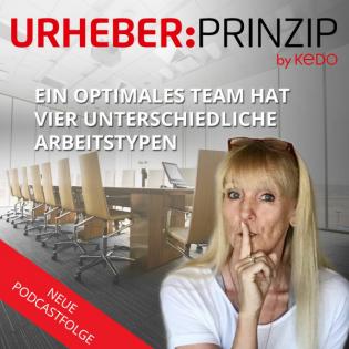 #15 Ein Optimales Team hat vier unterschiedliche Arbeitstypen
