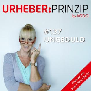 #137 Ungeduld