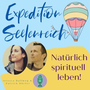 EP04 Aktuelle Zeitqualität   Spiritueller Talk mit Jessica und Patrick   Botschaften der Geistigen Welt