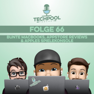 066 - Bunte Macbooks, Appstore Reviews & Apples Spielekonsole