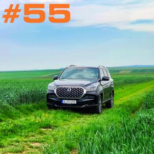 Roadtrip - Der Auto-Podcast Folge 55