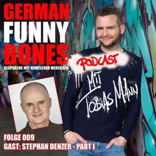 German Funny Bones: Stephan Denzer 1-2