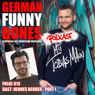German Funny Bones: Hennes Bender 1-2