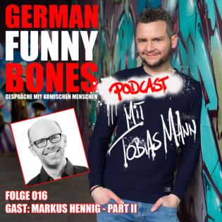 German Funny Bones: Markus Hennig 2-2