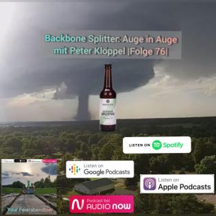 Backbone Splitter: Auge in Auge mit Peter Klöppel |Folge 76|