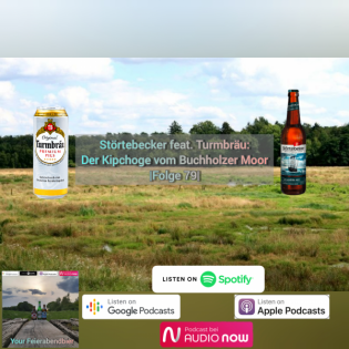 Störtebecker feat. Turmbräu: Der Kipchoge vom Bucholzer Moor5|Folge 79|