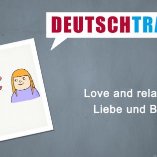 Deutschtrainer – 90 Liebe und Beziehung