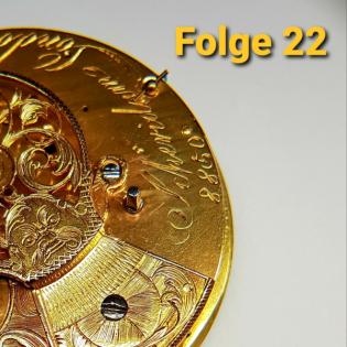 Folge 22 - Immaterielles Kulturerbe Uhrmacherei