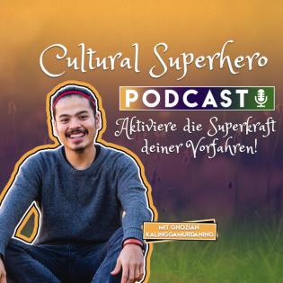 Warum in deine eigene Kultur soviele Schätze verstecken - Superhero Interview with Catur Hari Wijaya 🪕
