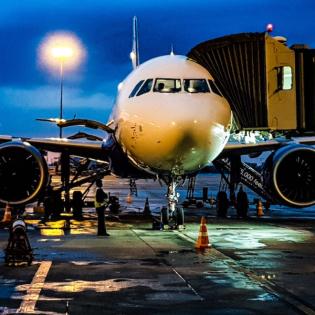 Talk mit Tim von Luftfahrtnews (u.a. Airbus A321XLR, ZEROe Project, KLM, Tegel Allitalia, u. a.)