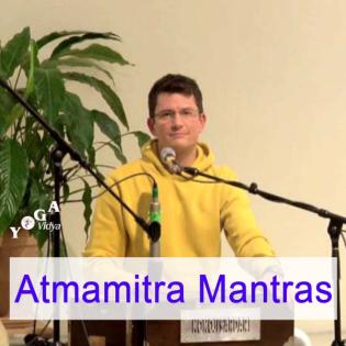 Jaya Shiva Shankara Mantrasingen mit Atmamitra
