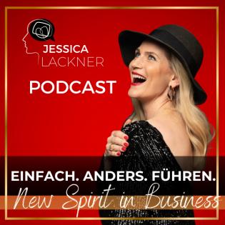 """#052 """"Nahbar und Flexibel sein"""" – Teil 3 aus dem Buch Machkräftemangel / Jessica Lackner"""