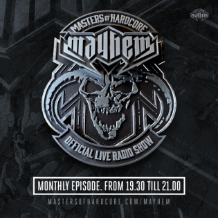 Masters of Hardcore Mayhem - Broken Minds & MBK   Episode #022