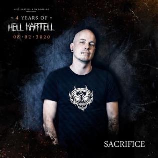 DJ Sacrifice @ 4 Jahre Hell Kartell 08.02.2020 Glashaus Worbis