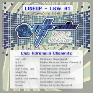 DJ Sacrifice @ Eastparade 17.08.2019 Chemnitz