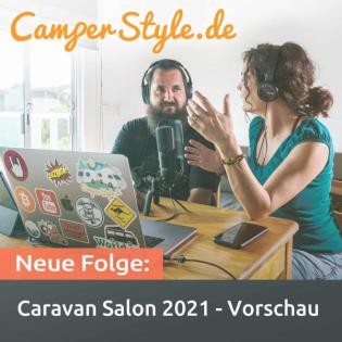 Caravan Salon 2021 - Vorschau