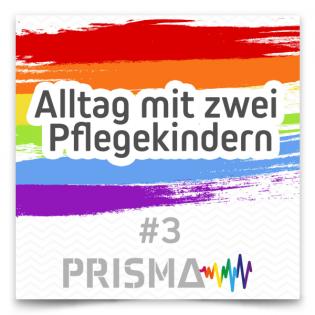 #3 PRISMA – Julia & Maike 2-2:Alltag mit zwei Pflegekindern