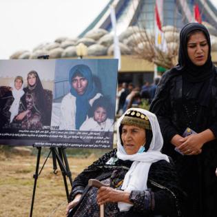 Giftgasanschlag gegen Kurden - Völkermord mit deutscher Beihilfe in Halabja?